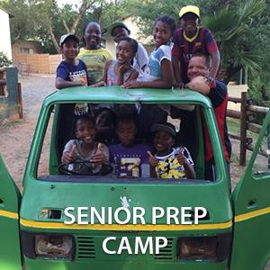 Senior Prep Camp