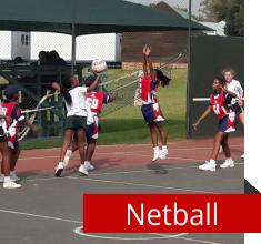 Carlswald Prep Netball