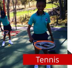 Carlswald Prep Tennis