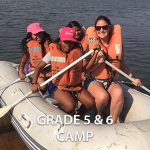 CHP Grade 5 & 6 Camp