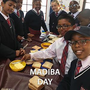 CHP Madiba Day