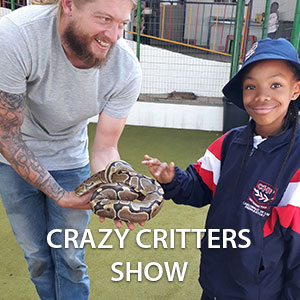 Crazy Critters Show