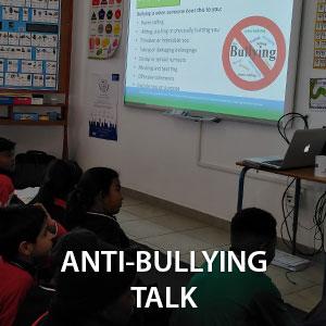 Anti-Bullying Talk
