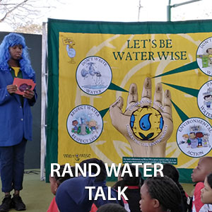Rand Water Talk