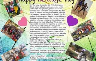 iGenius CHP Heritage Day