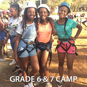 CHP Grade 6 & 7 Camp