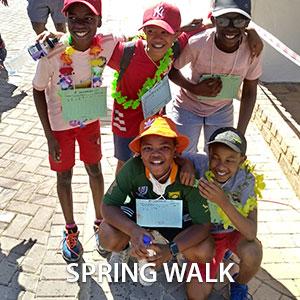 CHP Spring Walk