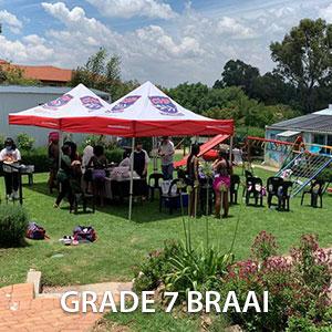 Grade 7 Braai