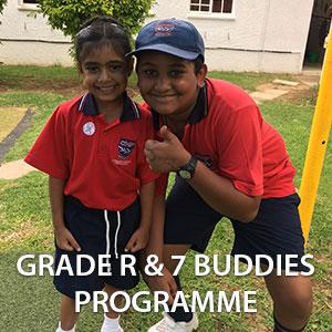 Grade R&7 Buddies Programme