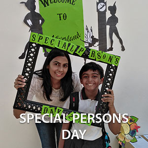 Special Persons Day